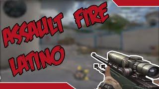 getlinkyoutube.com-Jugando al ★ Assault Fire ★ Latino