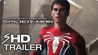 THE SPECTACULAR SPIDER-MAN (2019) Teaser Trailer #1 - Dylan O'Brien Multiverse Marvel Sony Concept