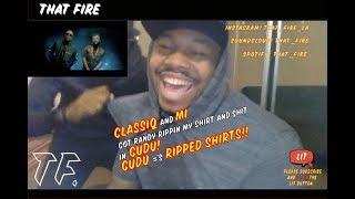ClassiQ - Gudu ft M. I (Official Video)(Thatfire Reaction)