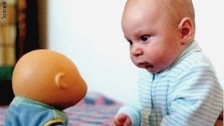 getlinkyoutube.com-The most amusing BABY & TODDLER & KID videos #4 - Funny and cute compilation - Watch and laugh!