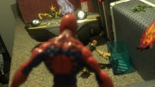 Spider-Man Stop Motion Contest Entry