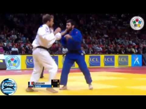 Judo Grand Slam Paris 2014 Bronze -73kg LEGRAND Ugo (FRA) -