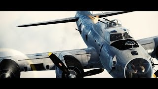 getlinkyoutube.com-B-17 The Way Home - A War Thunder Short Film -