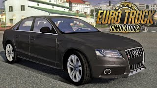 getlinkyoutube.com-Audi RS4 - Euro Truck Simulator 2