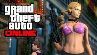 getlinkyoutube.com-GTA 5 Glitches - Female Character Glitch (GTA 5 Glitches)