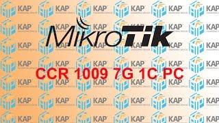 CCR 1009 7G 1C PC