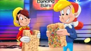 getlinkyoutube.com-Kellogg's Rice Krispies Dancing With The Bars
