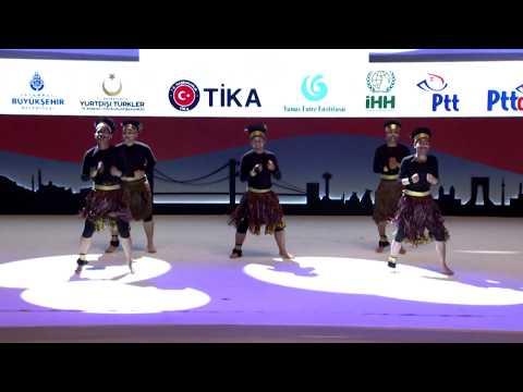 Soja Sipai Dansı - 10. Uluslararası Öğrenci Buluşması
