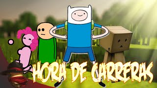 getlinkyoutube.com-Hora De Carreras | Garry`s Mod (DeathRun) | Con Sara, Luh y Exo