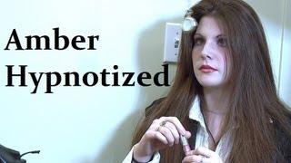 getlinkyoutube.com-Lady in trance #7 - Amber Hypnotized
