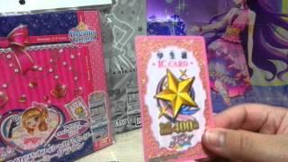 getlinkyoutube.com-アイカツ! Aikatsu! 偶像活動!(星夢學園) 大空 あかり新入學、卡簿、卡盒