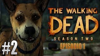 getlinkyoutube.com-The Walking Dead - Season 2 ITA Ep.2 - MIGLIORE AMICO DELL'UOMO?