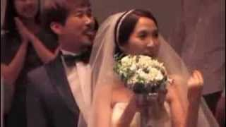 getlinkyoutube.com-Wedding surprise 레미제라블(Les Miserables Korean Cast)감동적인 결혼식 축가. 내일로(One Day More)