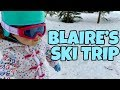 American Girl Doll Skis in Aspen with Bloopers