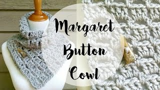 getlinkyoutube.com-Episode 110: How To Crochet The Margaret Button Cowl