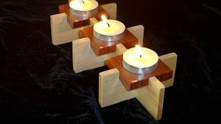 getlinkyoutube.com-Candle holder