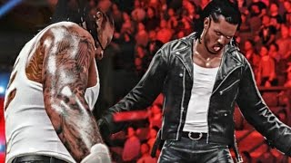 getlinkyoutube.com-WWE 2k16 My Career Gameplay - HE ATTACKED THE WRONG PERSON! Ep. 13