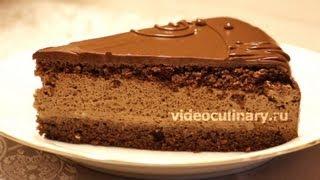 getlinkyoutube.com-Шоколадный торт Даниэлла - Рецепт Бабушки Эммы