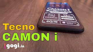 Tecno Camon i review (part 1) - Unboxing, first impression and features? worth it?