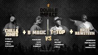 getlinkyoutube.com-CHILLA JONES/ B MAGIC vs T TOP/ BRIZZ RAWSTEEN SMACK/ URL