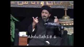 getlinkyoutube.com-السيد ليث الموسوي يرد على أحمد الوائلي في مسألة التطبير والبالوعة وهو سبب الفتنة في البحرين