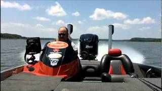 getlinkyoutube.com-Tips 'n Tricks 31: MinnKota Talon High Speed Running