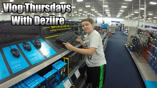 getlinkyoutube.com-Vlog Thursdays With Deziire - Episode 57!!