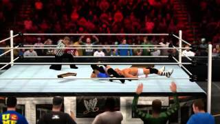 getlinkyoutube.com-WWE 2k15 TLC highlights