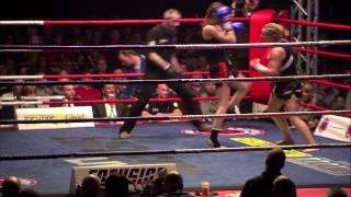 Ilona Wijmans vs Anke van Gestel ENFUSION LIVE