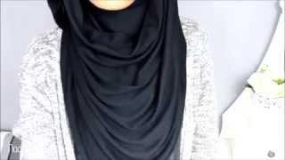 getlinkyoutube.com-Hijab Tutorial ~ Chest Coverage