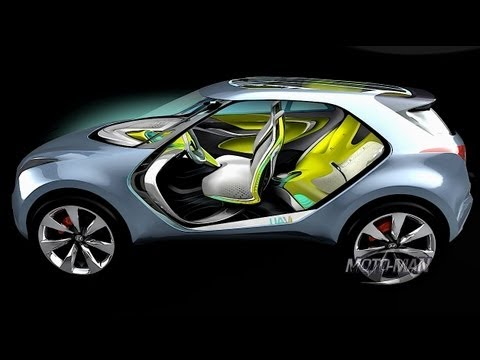 MotoMan - Building the 2011 Hyundai Curb Concept Car - Part One - MotoMan.TV