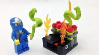 getlinkyoutube.com-bela 닌자고 제이ZX 점핑 스네이크 30085 프로모션 레고 짝퉁 lego knockoff ninja thunder swordsman