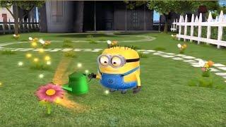getlinkyoutube.com-minions Rush Game Mini Movies ミニオンズ ミニオン ゲームの可愛い動画をまとめました