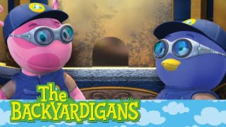 getlinkyoutube.com-The Backyardigans: The Funnyman Boogeyman - Ep.67