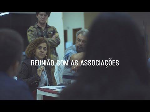 Reunião Histórica do Sindijus-PR com Associações de servidores