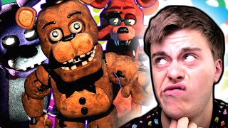 WHICH ANIMATRONIC AM I!? | FNAF Personality Quiz - FLASH GAME