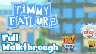 getlinkyoutube.com-★ Poptropica: Timmy Failure Island Walkthrough ★