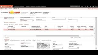 getlinkyoutube.com-Automatic Purchase Order Creation based on Purchase Requisition – AX 7