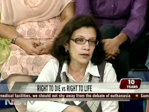 The euthanasia debate