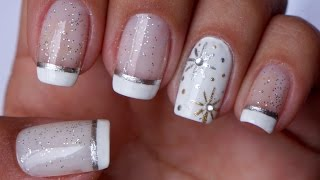 getlinkyoutube.com-Unhas Decoradas Para o Ano Novo Manual Bela e Simples