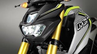 Nova Yamaha M-SLAZ 150 - Apresentação e Review