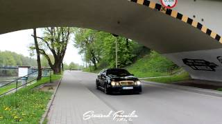 Stanced Familia - Mercedes CLK by MORDA