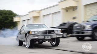 "getlinkyoutube.com-Frame Off Chevrolet Caprice on 26"" Savini Wheels WhipsByWade.com"