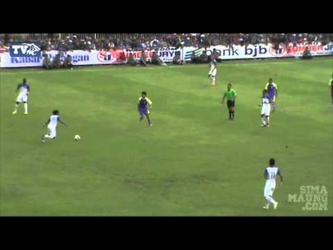 Highlight Laga Ujicoba PSGC vs Persib 2015