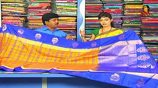 getlinkyoutube.com-Latest Collection of Lightweight Pattu and Fancy Sarees | Hello Ladies | Vanitha TV
