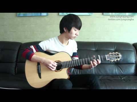 (Yiruma) River Flow in You - Sungha Jung (Classical Guitar)