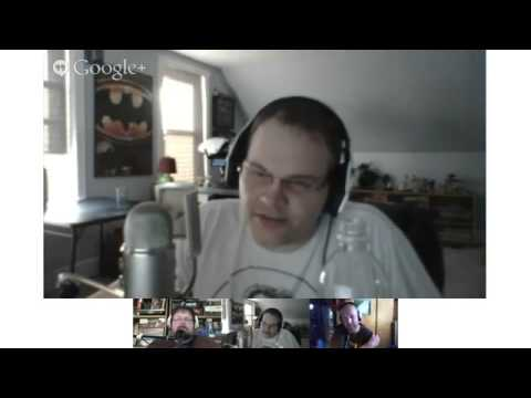 Episode #00094 - Perpetual Geek Machine Podcast Hangout