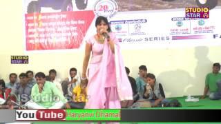 getlinkyoutube.com-Haryanvi Chatpati Ragni | Room AC Ka Banwade Bhartar Rekha Sharma-Sushma Thakur Haryanvi Ragni