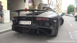 getlinkyoutube.com-2016 Lamborghini Aventador SV - PURE SOUND