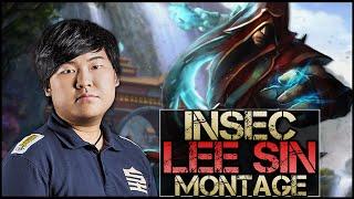Insec Montage - Best Lee Sin Plays